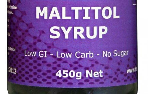 Maltitol-afdiabetics