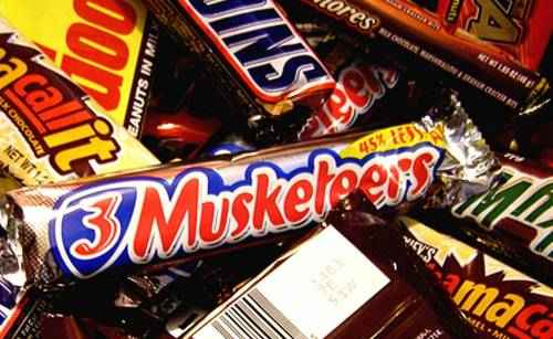 How Many Calories in a KitKat and Other Sweets?