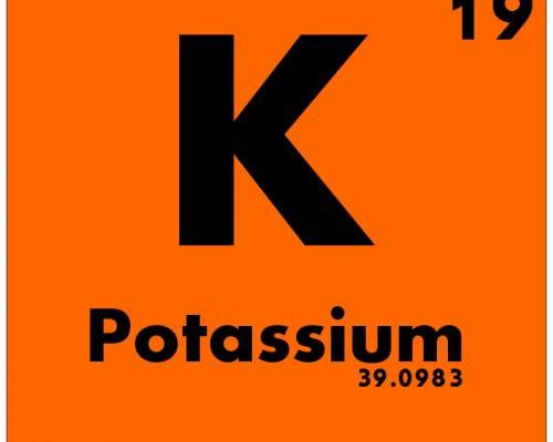 Potassium and Its Power